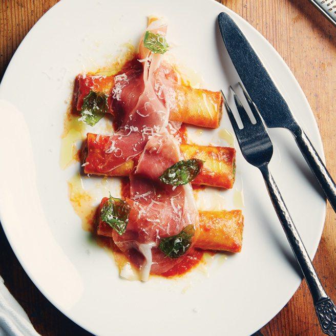 Toronto Life Cookbook Recipe 2013: Cannelloni