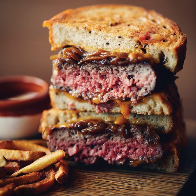 Recipe: how to make the beefy, gooey, ridiculously indulgent patty melt from Rose and Sons diner