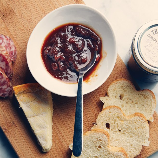 Recipe: how to make the tangy rhubarb-raisin relish from Kensington's Thomas Lavers Cannery