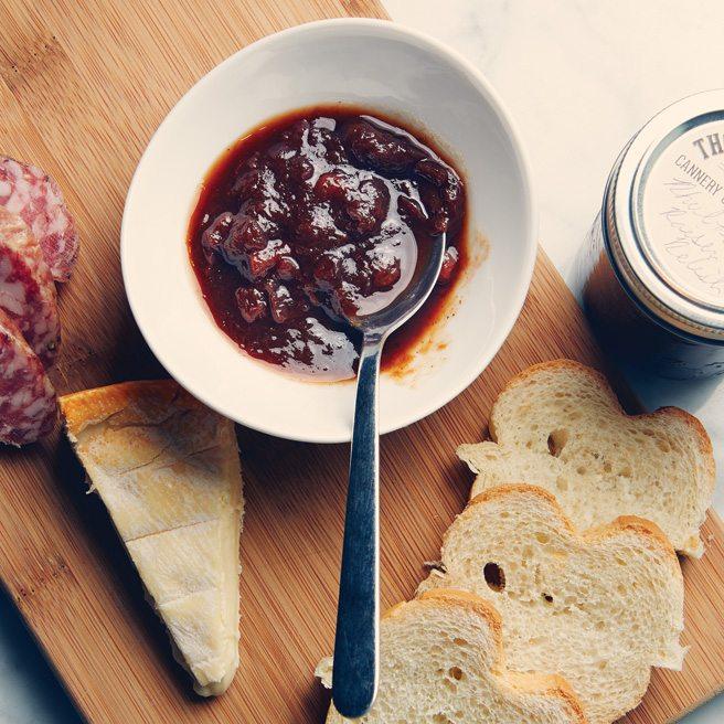 Toronto Life Cookbook 2013: Rhubarb-Raisin Relish
