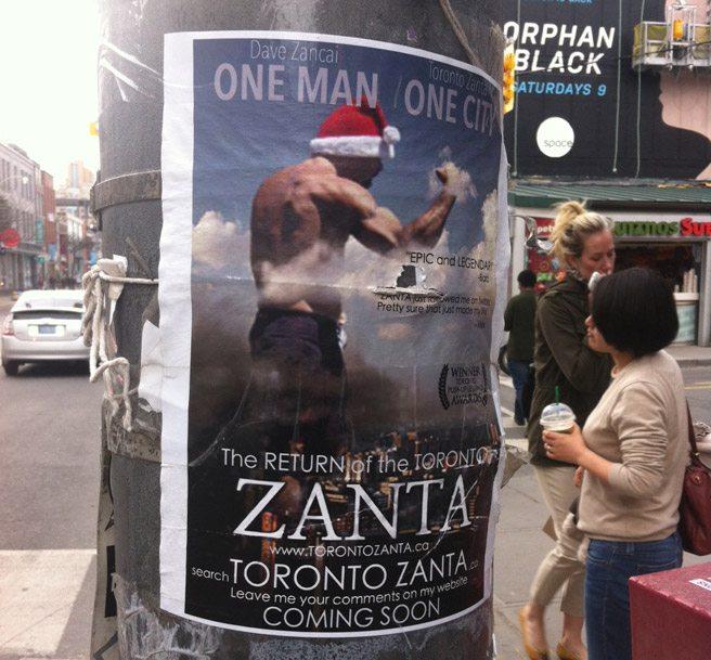 Is Zanta's return at hand?