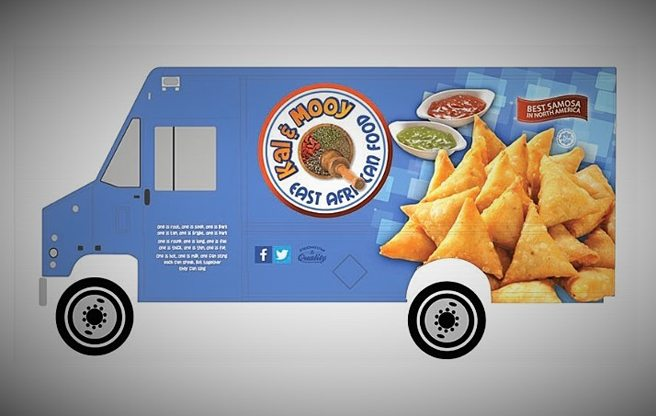 This new food truck is bringing Somalian food to Toronto streets—when it can find somewhere to park