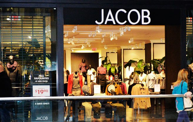 Jacob, supplier of inexpensive women's wear, is going out of business (and selling off all its stuff)