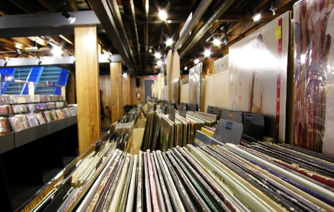 Sonic Boom Records is moving to Chinatown, closing Kensington and Honest Ed's shops