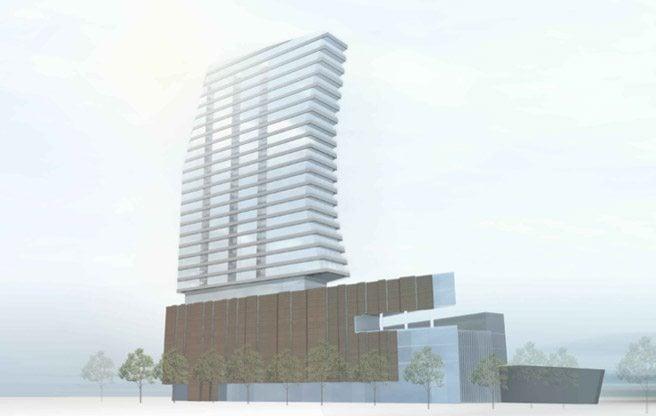 99 Sudbury may become a 26-storey condo hotel