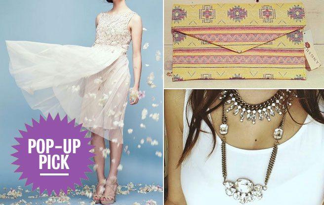 Pop-Up Pick: a cute Canadian e-boutique makes its public debut