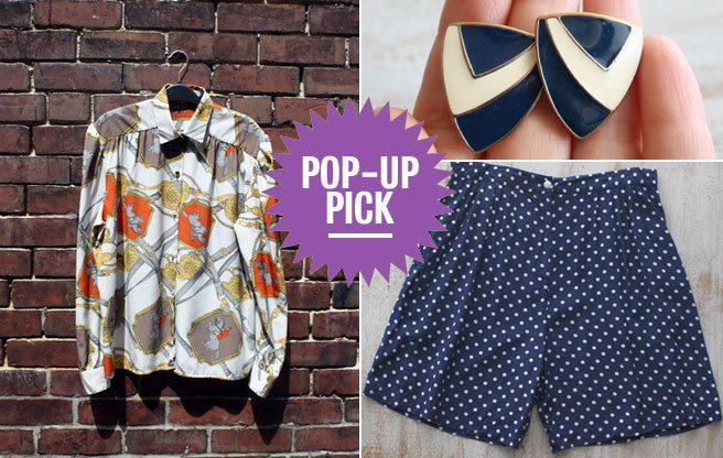 Pop-Up Pick: a vintage-clothing sale that caters to plus-size shoppers