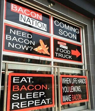 Coming to Queen West: an all-bacon restaurant