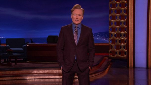 VIDEO: Conan O'Brien locates Rob Ford (except, not really)