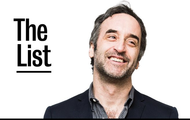 The List: director Don McKellar tells us the 10 things he can't live without