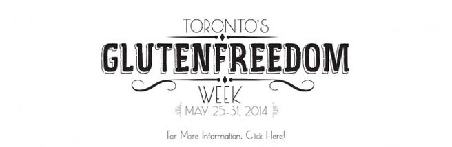Toronto has a whole week devoted to not eating gluten