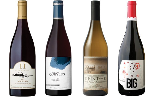 Gourmet Travel Wines: six under-the-radar bottles from Prince Edward County and Niagara