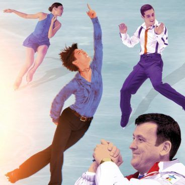 Reasons to Love Toronto 2014: #26. Because Brian Orser Finally Won Gold