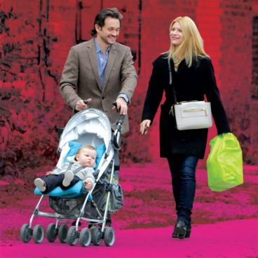 Reasons to Love Toronto 2014: #8. Because Claire Danes Is Just Another Toronto Stroller Pusher
