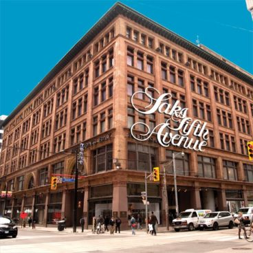 Reasons to Love Toronto 2014: #27. Because the Department Store Wars Just Got Interesting