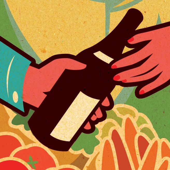 Reasons to Love Toronto 2014: #22. Because Boutique Wine is at Farmers' Markets