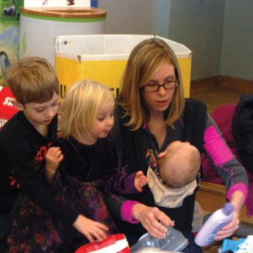 Reasons to Love Toronto 2014: #20. Because a Living Room Charity is Changing the Way We Raise Our Kids