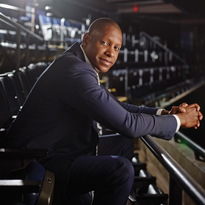Reasons to Love Toronto 2014: #10. Because Masai Ujiri Is a Miracle Worker
