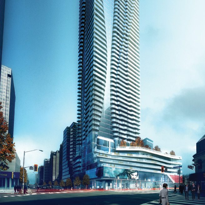 Reasons to Love Toronto 2014: #13. Because Yonge and Bloor Is Getting a Radical Makeover