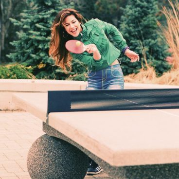 Reasons to Love Toronto 2014: #4. Because We're Mad for Ping-Pong
