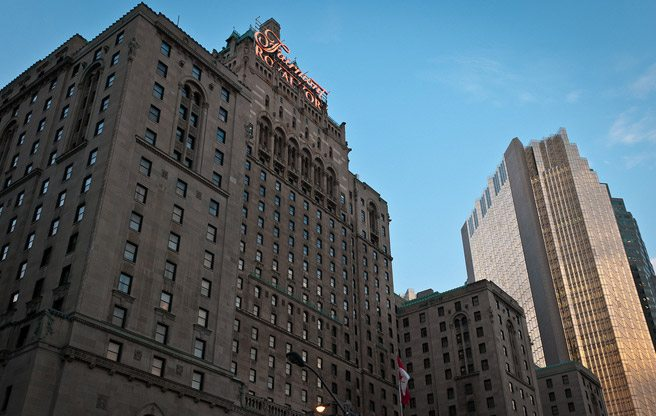 The Royal York Hotel is up for sale