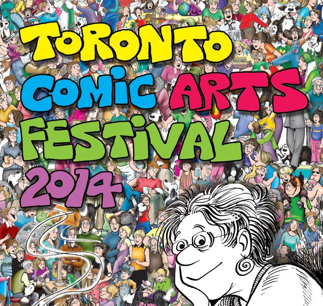 Five ways to get the most out of this weekend's Toronto Comic Arts Festival
