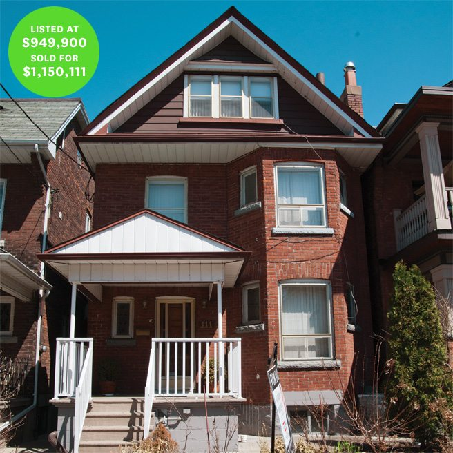 The Sell: two sisters sell their $64,900 Dufferin Grove home for a whole lot more
