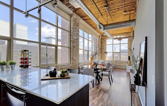 Condo of the Week: $400,000 for a hard loft in Regent Park