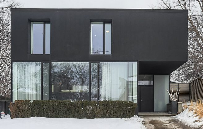 House of the Week: $2.4 million for a Cedarvale new-build with a giant wall of windows