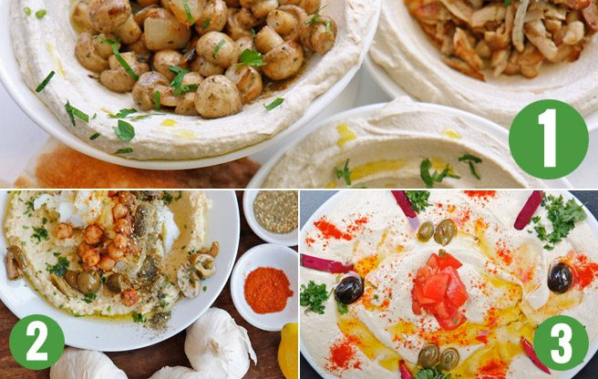 Hummus Smackdown: our search for the city's best chickpea spread
