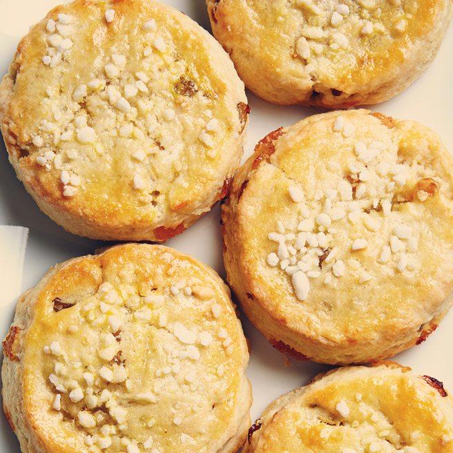 Toronto Life Cookbook Recipe 2013: Raisin Scones