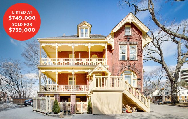 Sale of the Week: 32 Gothic Avenue, Unit 5
