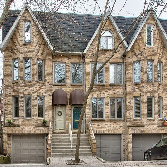 Sale of the Week: the $900,000 Riverdale home that shows townhouses aren't necessarily second-rate