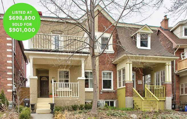 Sale of the Week: the $901,000 Blake-Jones semi that proves buyers will pay for community