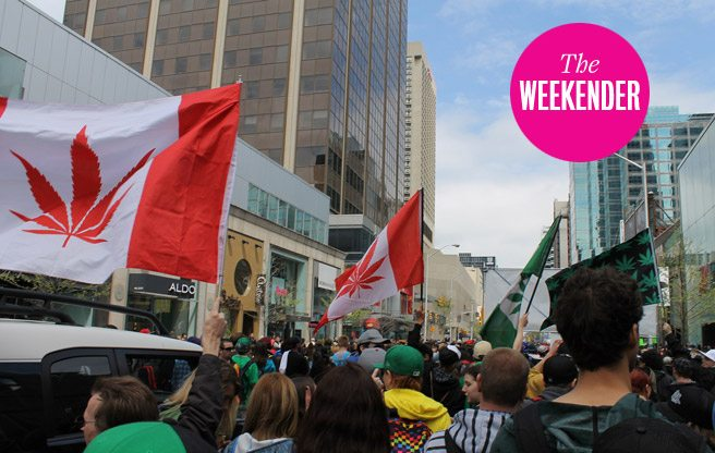 Five things to do in Toronto on the weekend of May 2–4
