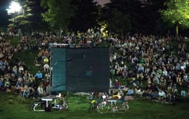 When Nature Calls: an insider's look at the summer's outdoor entertainment