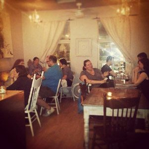 Leslieville is losing its cutest date spot