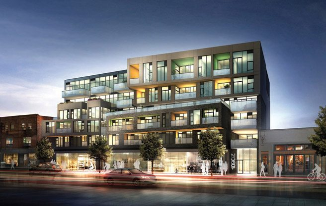 A rendering of 109Oz, which has yet to be built. (Image: courtesy of Reserve Properties)