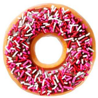 Krispy Kreme is giving away free dougnuts today