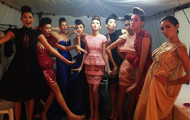 See 25 designers preview their collections at the world's only Philippine Fashion Week