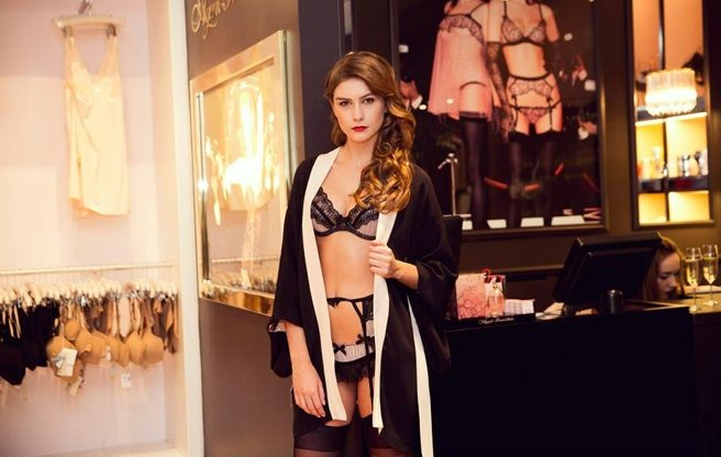 Pricey lingerie label Agent Provocateur is opening shop on Bloor Street