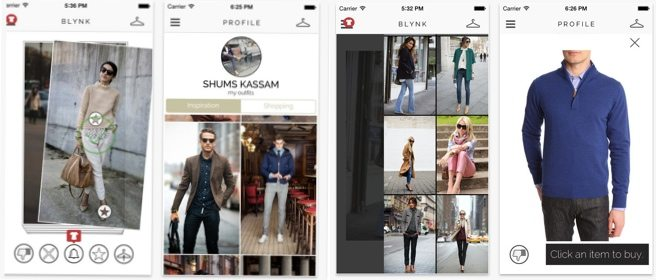 A Toronto start-up has invented Tinder for fashion