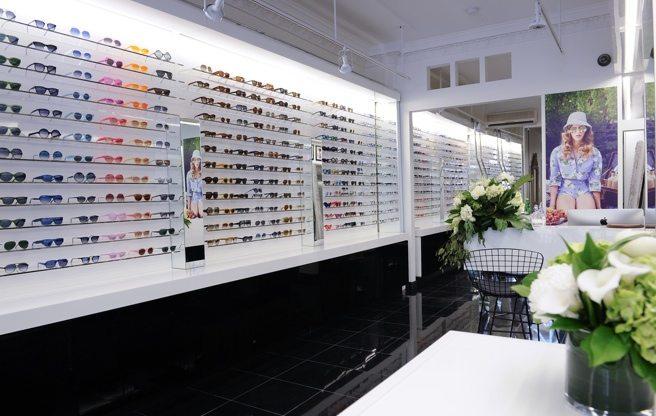 Cutler and Gross opens a sleek new eyewear shop on Queen West