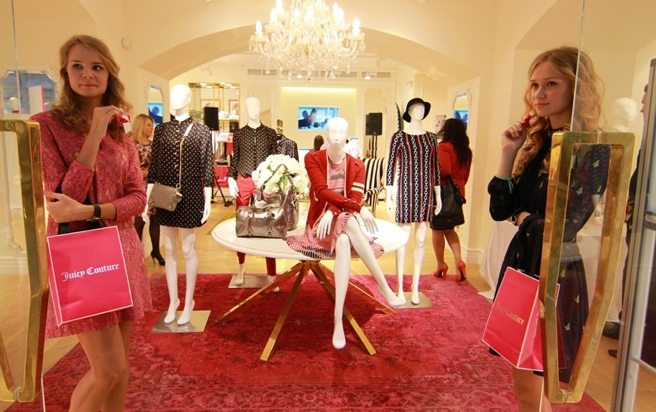 Get ready for Juicy Couture's Canadian comeback