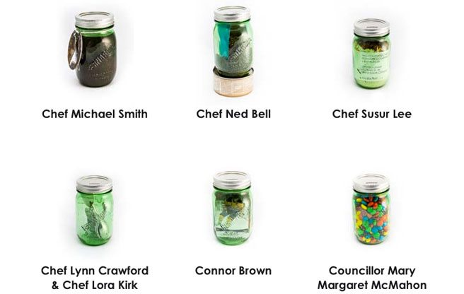 Celebrity pickles (and other things) are being auctioned off on eBay
