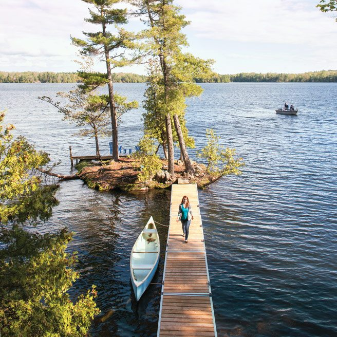 Cabin Fever: five Toronto buyers let loose in cottage country
