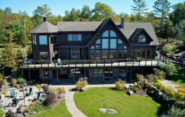 Cottage of the Week: $1.9 million for a high-end Georgian Bay home on a sandy beach