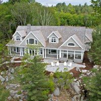 Cottage of the Week: $6.2 million for a six-acre compound on Lake Rosseau