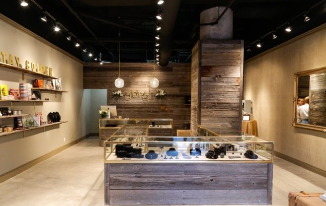 Store Guide: a high-end accessories boutique in the Distillery from Kristen Stewart's stylist