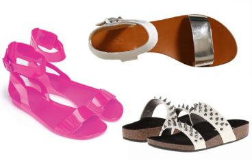 The Find: 10 stylish takes on the flat sandal